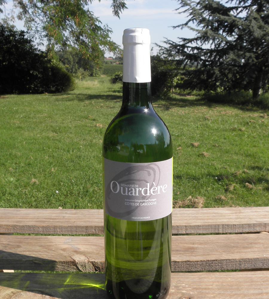 Colombard vin de Ouardère